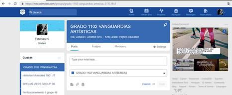 Grupo de Edmodo de Vanguardias Artísticas