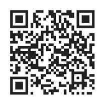 Código QR del vídeo aprendiendo guitarra con las TIC, generado en la página https://www.codigos-qr.com/generador-de-codigos-qr/