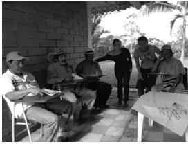 Tercer Círculo de Jaibanás, 19 de julio de 2013
