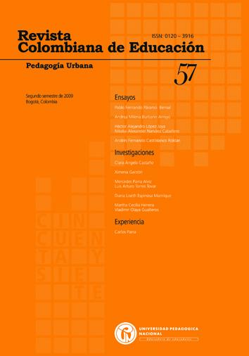 Ver Núm. 57 (2009): Pedagogía Urbana (jul-dic)