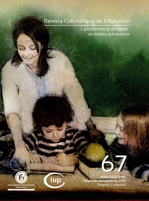 Ver Núm. 67 (2014): La excelencia docente: un debate que avanza (jul-dic)