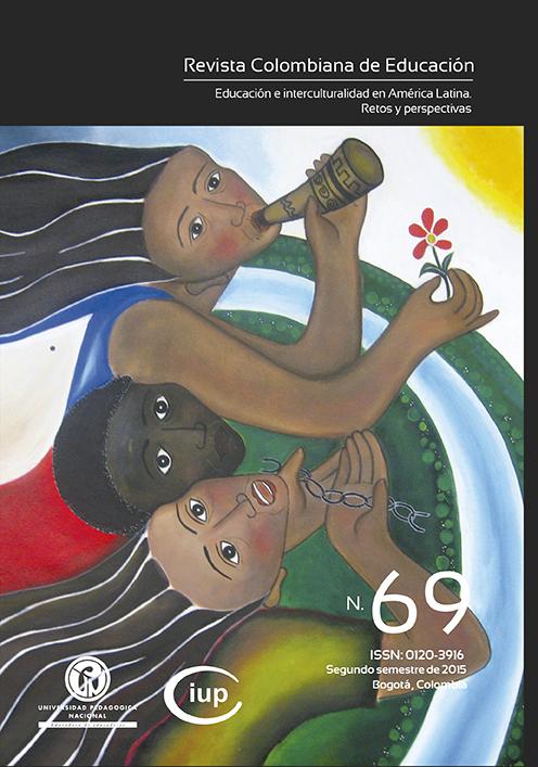 Ver Núm. 69 (2015): Educación e interculturalidad en América Latina. Retos y perspectivas (jul-dic)