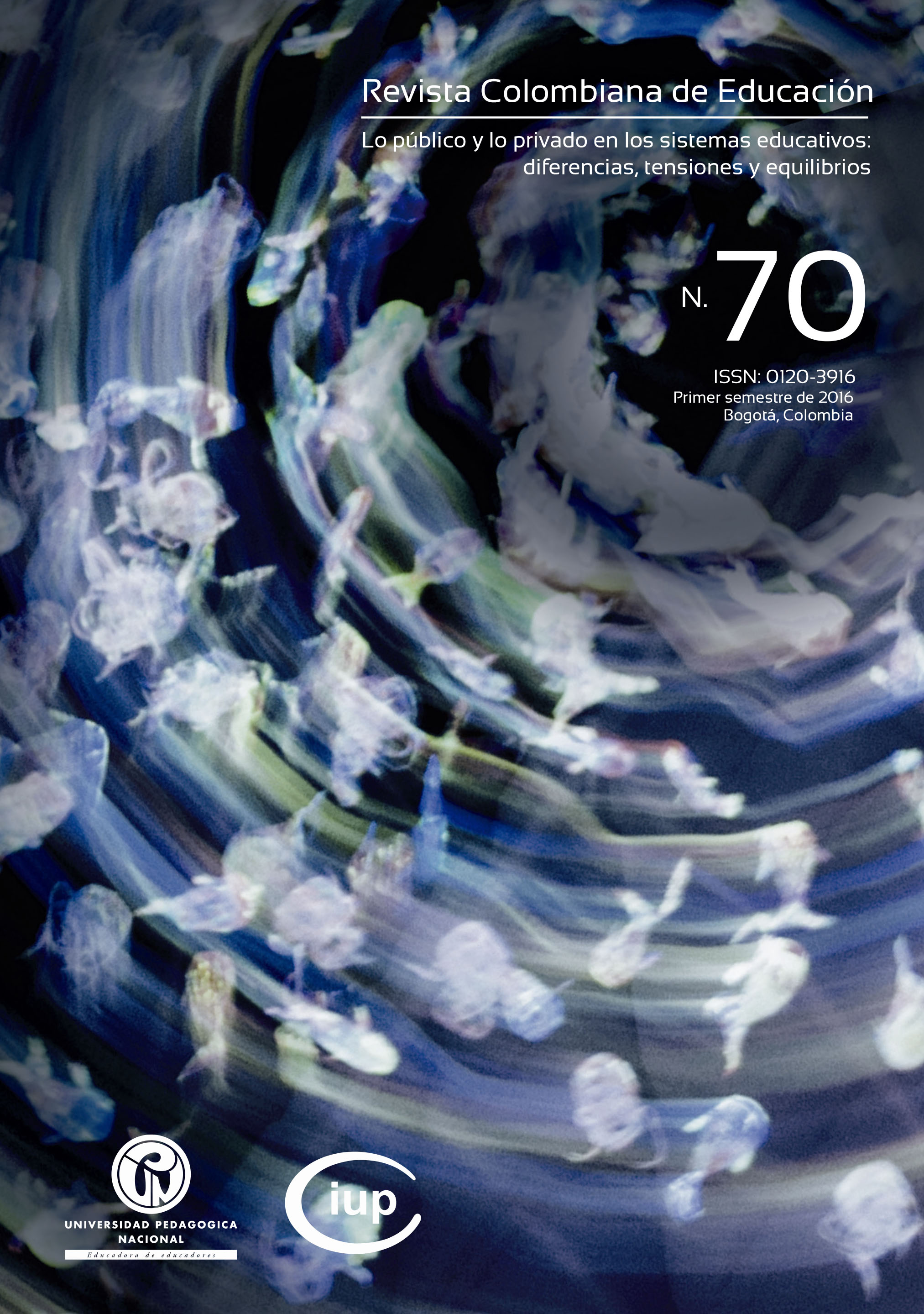 Ver Núm. 70 (2016): Lo público y lo privado en los sistemas educativos: diferencias, tensiones y equilibrios