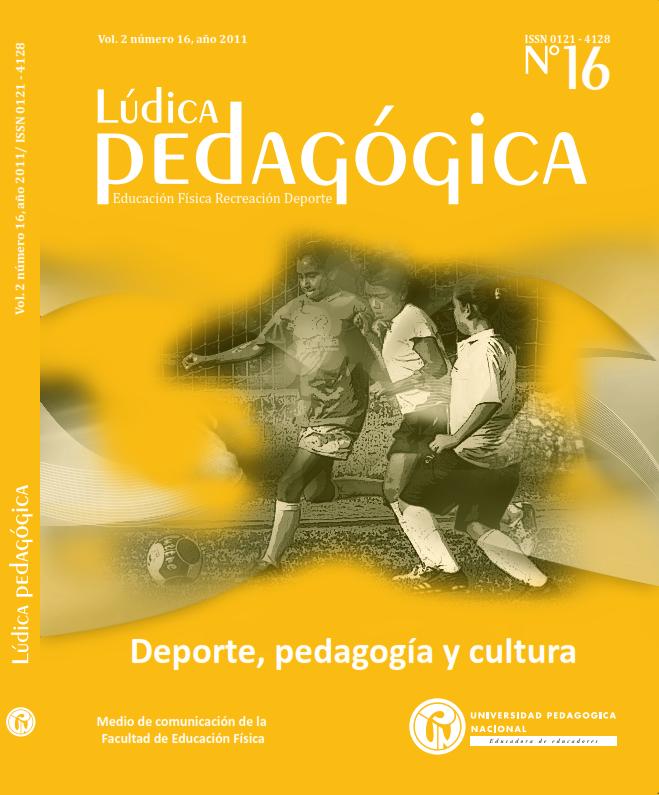 Ver Vol. 2 Núm. 16 (2011): Deporte, pedagogía y cultura (jul-dic)