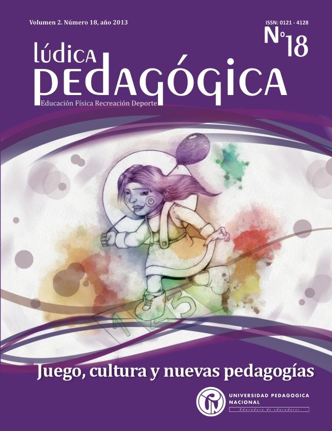 Ver Vol. 2 Núm. 18 (2013): JUEGO, CULTURA Y NUEVAS PEDAGOGÍAS (jul-dic)