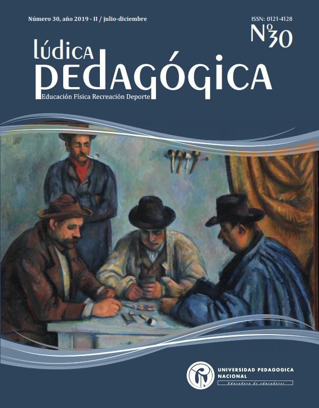 Ver Vol. 1 Núm. 30 (2019): jul-dic. Contribuciones sociales de la Educación Física y el Juego