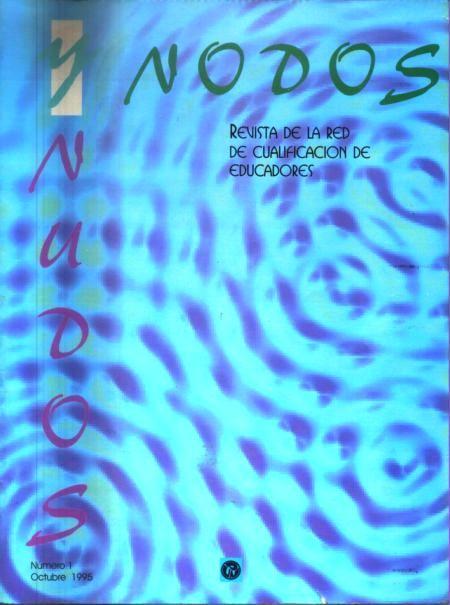 Ver Vol. 1 Núm. 1 (1995): Revista Nodos y Nudos Nº 1