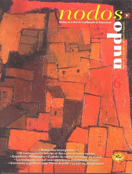 Ver Vol. 1 Núm. 6 (1999): ene-jun
