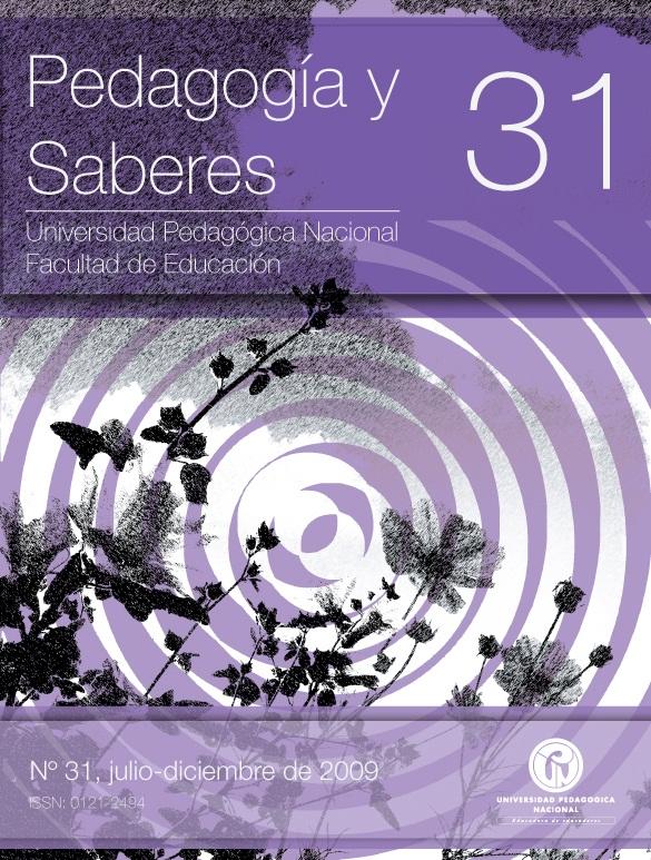 Ver Núm. 31 (2009): jul-dic