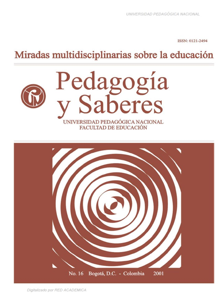 Miradas multidisciplinarias sobre la educación