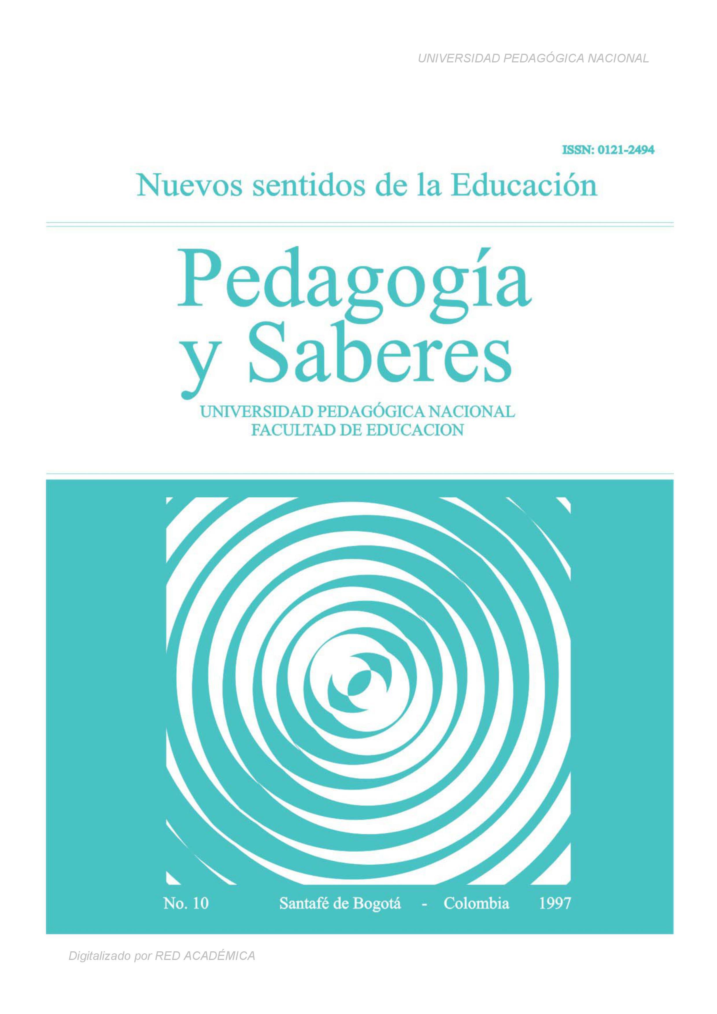 Nuevos sentidos de la educación