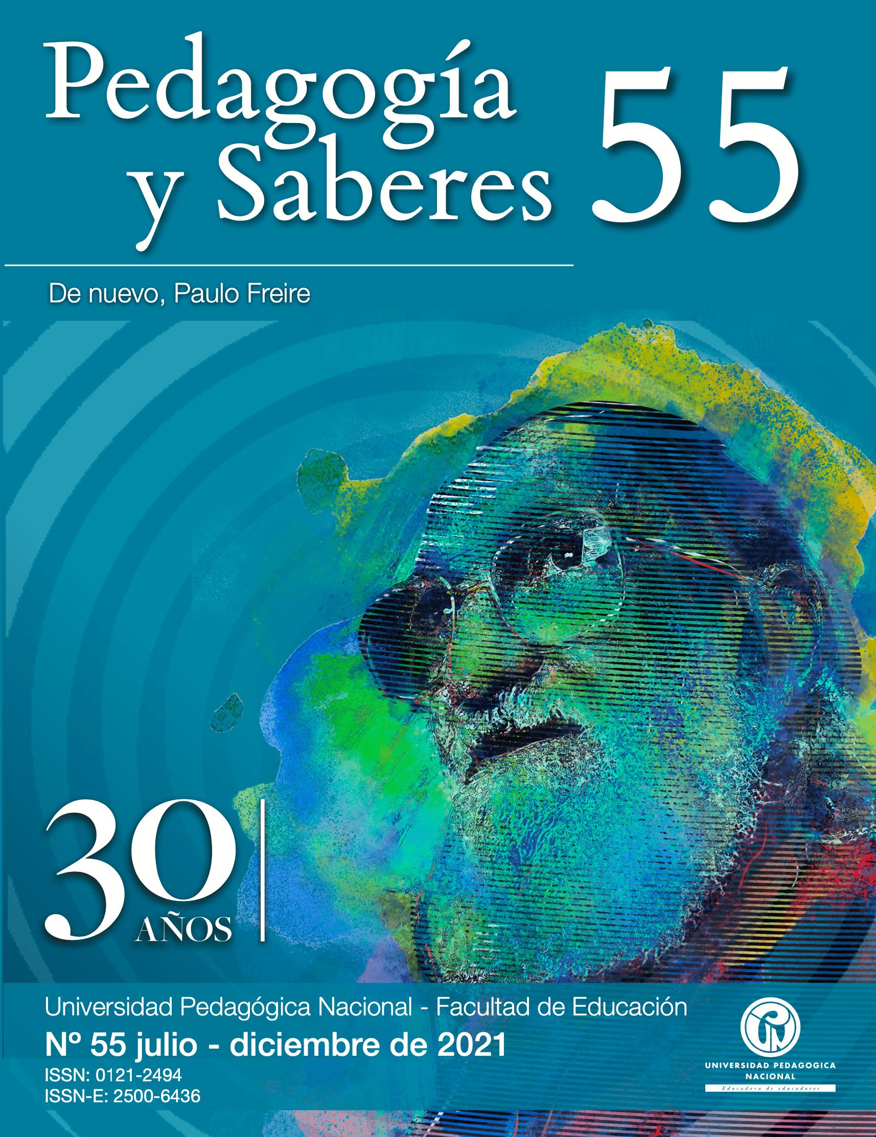Ver Núm. 55 (2021): De nuevo, Paulo Freire (jul-dic)