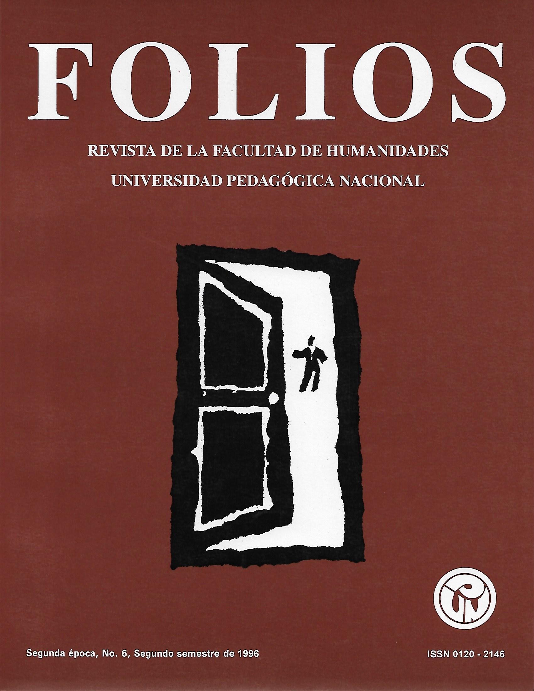 Ver Núm. 6 (1996): jul-dic