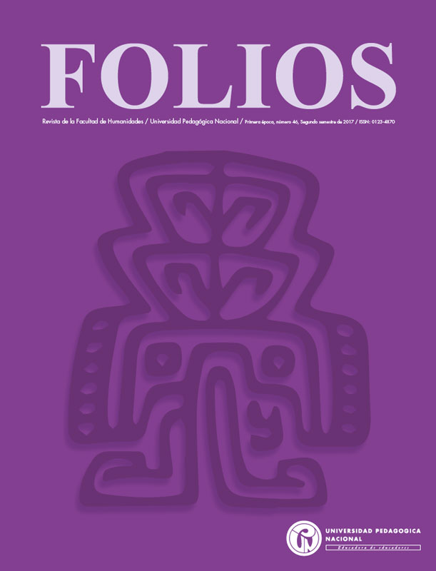 Revista Folios