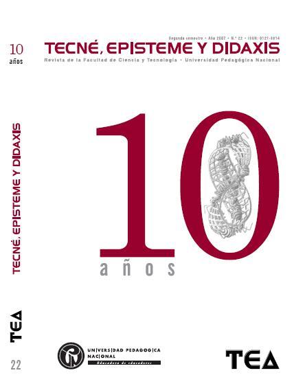 Ver Núm. 22 (2007): jul-dic