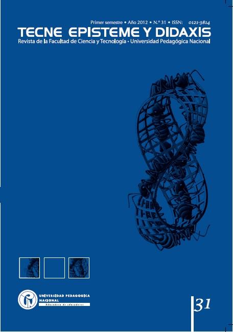 Ver Núm. 31 (2012): ene-jun