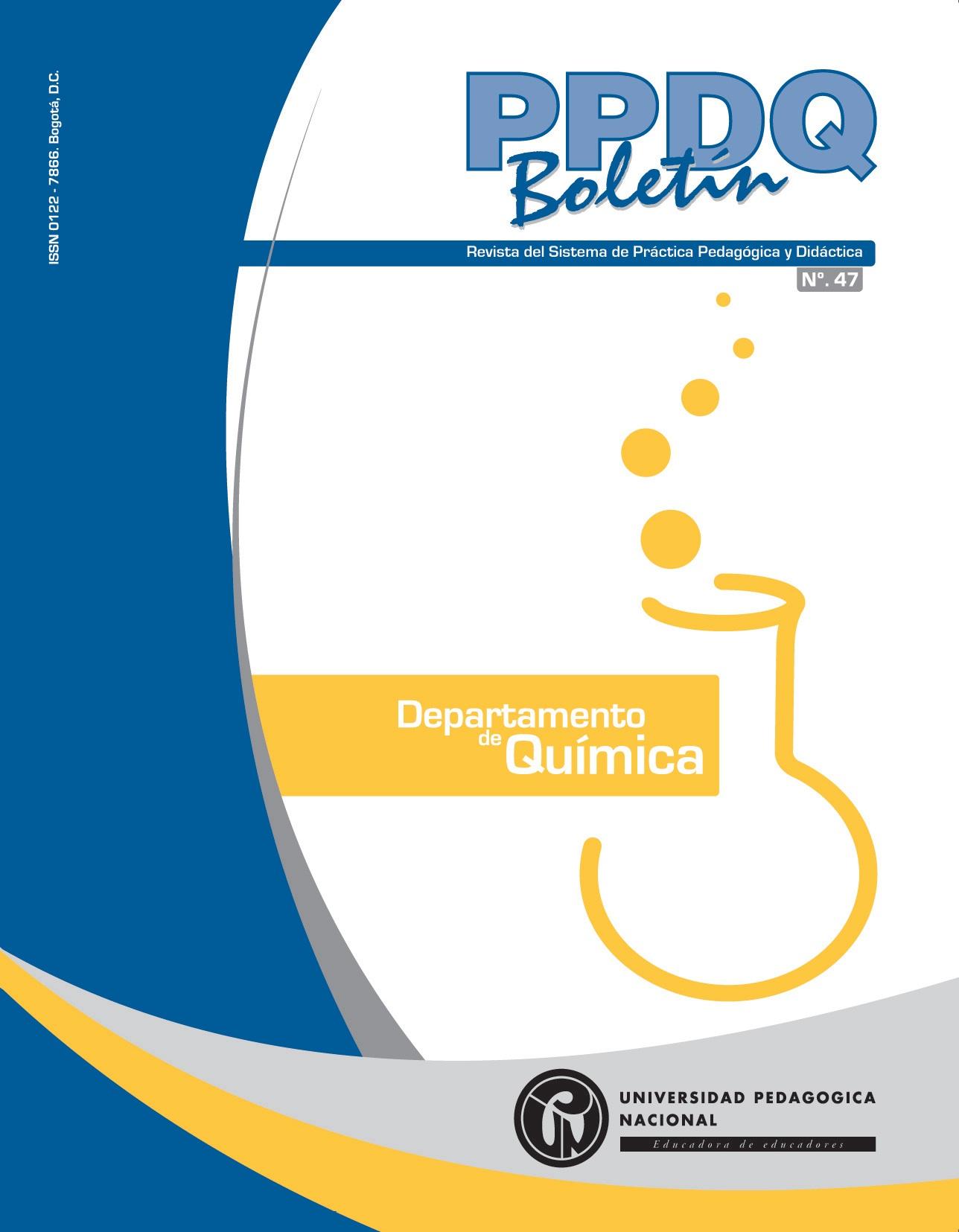Ver Núm. 47 (2011): PPDQ BOLETÍN